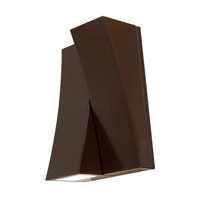 Access Archer 2 Light Wall Washer in Bronze 23063LEDMG-BRZ/CLR