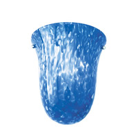 Access Lighting Manhattan 2 Light Wall Sconce in Cobalt 23109-COB photo thumbnail