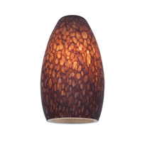 Access 23112-BRST Inari Silk Brown Stone Glass Shade alternative photo thumbnail