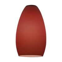 Inari Silk Plum Glass Shade