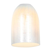 Access Lighting Inari Silk Dome Shade in WWHT 23118-WWHT
