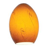 Access 23123-ASKY Firebird Ostrich Amber Sky Glass Shade