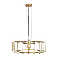 Access 23890LEDDLP-GLD Wired LED 23 inch Gold Pendant Ceiling Light