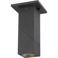 Access 50011LEDD-BL/CLR Transformer LED 3 inch Black Flush Mount Ceiling Light