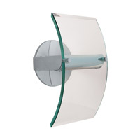 Access Lighting Phoebe 1 Light Sconce in Chrome 50511-CH/8CL