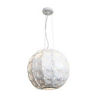 Access Lighting Lacey 1 Light Pendant in Chrome 50991-CRM/FST