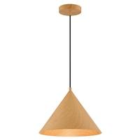 Access 52056LEDDLP-WGN Timber LED 13 inch Wood Grain Pendant Ceiling Light