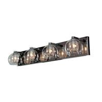 Access 52084LEDDLP-CH/CLR Aeria LED 28 inch Chrome Vanity Light Wall Light