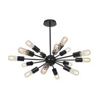 Access 55543-BRZ Flux 16 Light 30 inch Bronze Pendant Ceiling Light