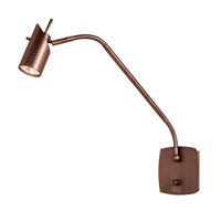 Odyssey 26 inch 5 watt Bronze Task Lamp Portable Light