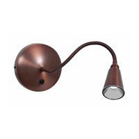 Access Lighting LED 1 Light Wall Task Light in Bronze 62089-BRZ
