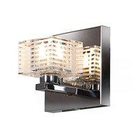 Access Lighting Sophie 1 Light Vanity Light in Chrome 62280-CH/CLFR