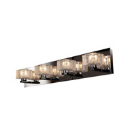 Access Lighting Sophie 4 Light Vanity Light in Chrome 62283-CH/CLFR