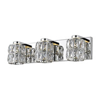 Steel Ice Bathroom Vanity Lights