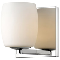 Access 62561-MSS/OPL Serenity 1 Light 5 inch Mirrored Stainless Steel Vanity Light Wall Light