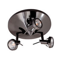 Access Lighting Versahl 3 Light Spotlight in Matte Chrome 63016ET-MC