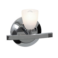 Access Lighting Sydney 1 Light Vanity in Chrome 63811-CH/OPL