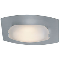 Access Lighting Nido 1 Light Flush Mount in Matte Chrome 63951LED-MC/FST