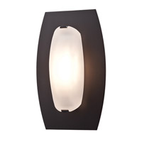 Access Lighting Nido 1 Light Flush Mount in Oil Rubbed Bronze 63951LED-ORB/FST
