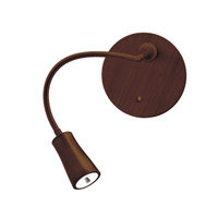 Access Lighting Epiphanie 1 Light Wall Task Light in Bronze 70003LED-BRZ