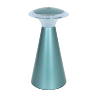 Tut Chi 8 inch 0.2 watt Blue Table Lamp Portable Light