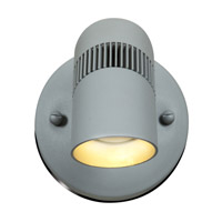 Access Lighting Fin 1 Light Spotlight in Satin 70063LED-SAT