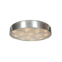 Access Lighting Meteor 16 Light Flush Mount in Brushed Silver 70082LED-BSL/ACR
