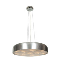 Access Lighting Meteor 16 Light Pendant in Brushed Silver 70084LED-BSL/ACR
