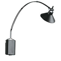 Access Lighting Small Art 1 Light Picture Light in Black 85004-BL photo thumbnail