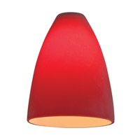 Access Lighting Mania Mini Pendant Glass 89119-RED