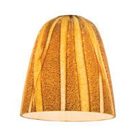 Access Lighting Safari Glass Shade 924IT-AMZ