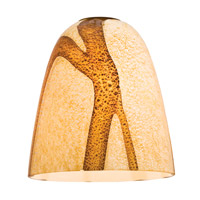 Access Lighting Safari Glass Shade 924IT-LAV