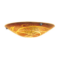 Access 929IT-AMZ Safari Bowl AMZ Art Glass in Amazon