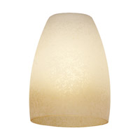Access Lighting French Amber Glass Shade 959ST-FRA