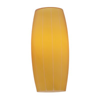Pearl _ Glass Shade in Amber