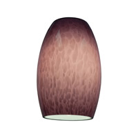 Access 978ST-PLC Swirl _ Glass Shade in Purple Cloud