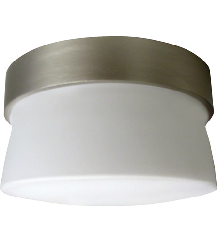 AFX Lighting Aria 1 Light Mini Flush in Satin Nickel ARMF1F13SNECT photo