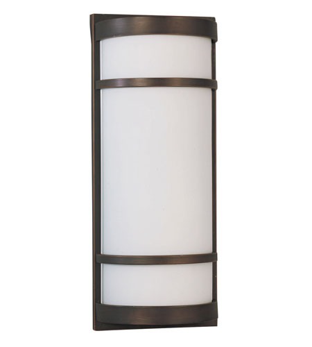 AFX Lighting Brio 2 Light Sconce in Oil-rubbed Bronze BRS226RBMV photo