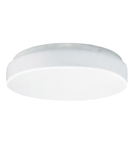 AFX Cirrus 1 Light Flush Mount in White C2F14132C941EN photo