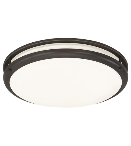 AFX Cashel 2 Light Flush Mount in Oil Rubbed Bronze CCF1912232C930ENRB photo
