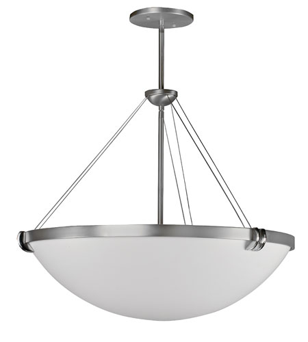 AFX Lighting Century 4 Light Dimmable Pendant in Polished Chrome CEP420PCSCTD photo