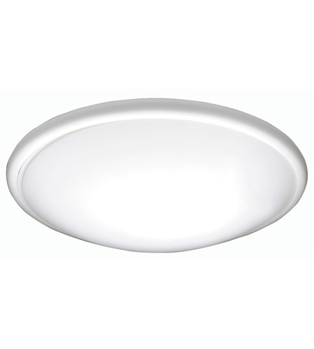 AFX Euro Style Saucer 2 Light Flush Mount in White CF2054ET photo