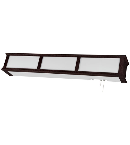 AFX Cameron 3 Light Headboard Wall Mount in Espresso CMB332ESE8 photo