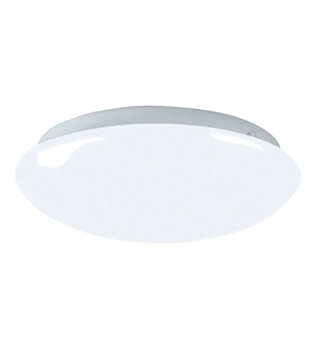 AFX CMF1913240C941EN Camden 2 Light 19 inch White Flush Mount Ceiling Light in 19 in. photo