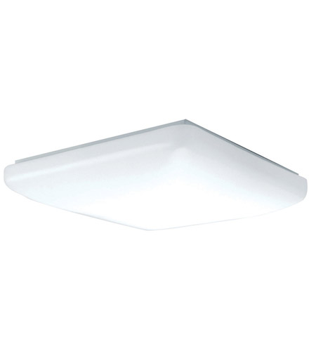 AFX CSF151600L30D1 Carter LED 15 inch White Flush Mount Ceiling Light photo