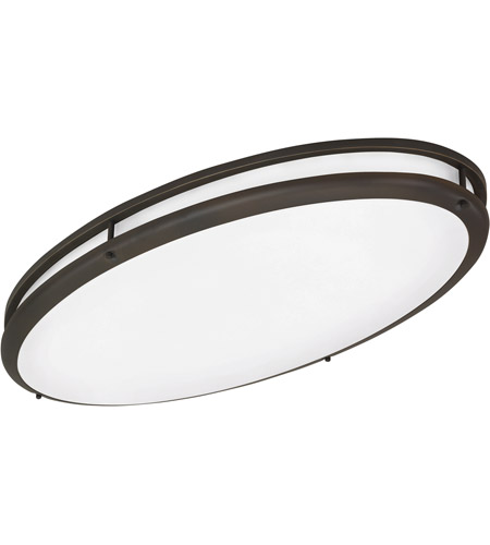 AFX CVF32232C927ENRB Covina 2 Light 17 inch Oil-Rubbed Bronze Flush Mount Ceiling Light photo
