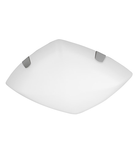 AFX Delta 1 Light Flush Mount in Satin Nickel DEF182400L30D1SN photo