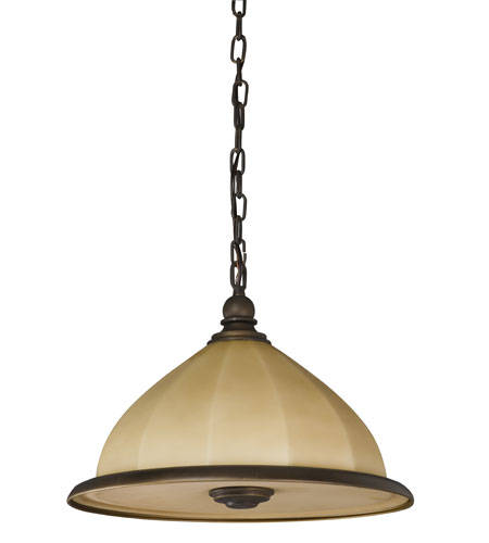AFX Lighting Facets Pendant in Oil-rubbed Bronze FAP126RBSCT photo