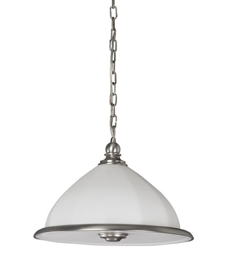 AFX Lighting Facets Pendant in Satin Nickel FAP126SNSCT photo