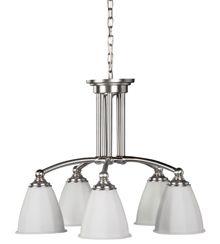 AFX Lighting Facets Pendant in Satin Nickel FAP513SNSCT photo